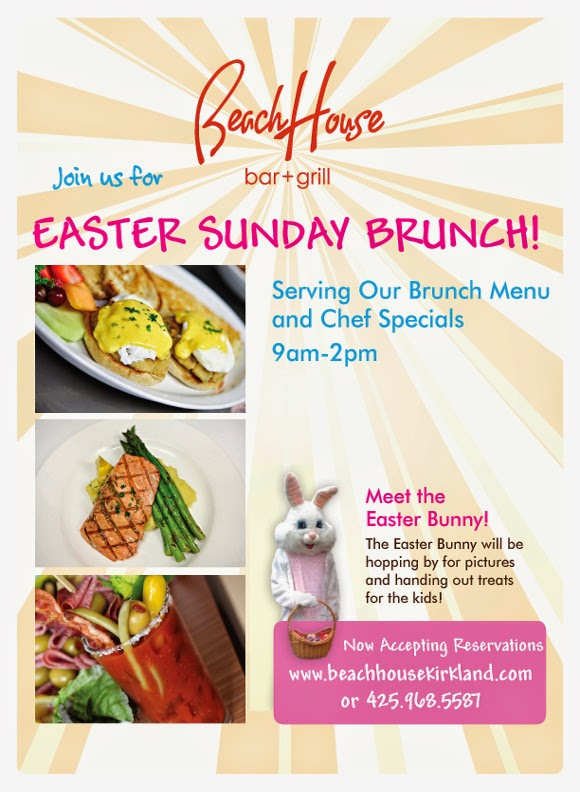 Join Us For Easter Sunday Brunch!